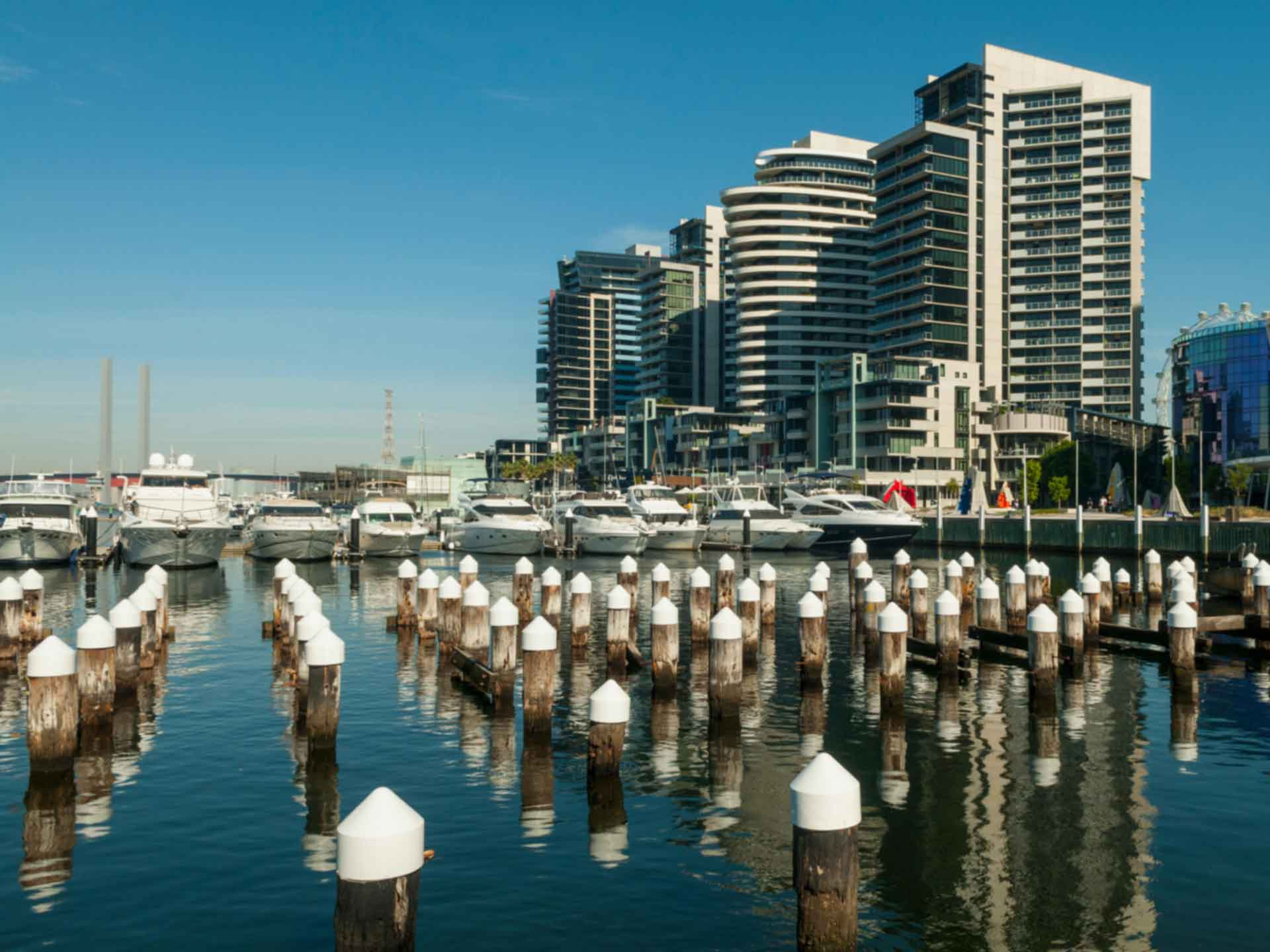 Melbourne Docklands Parking
