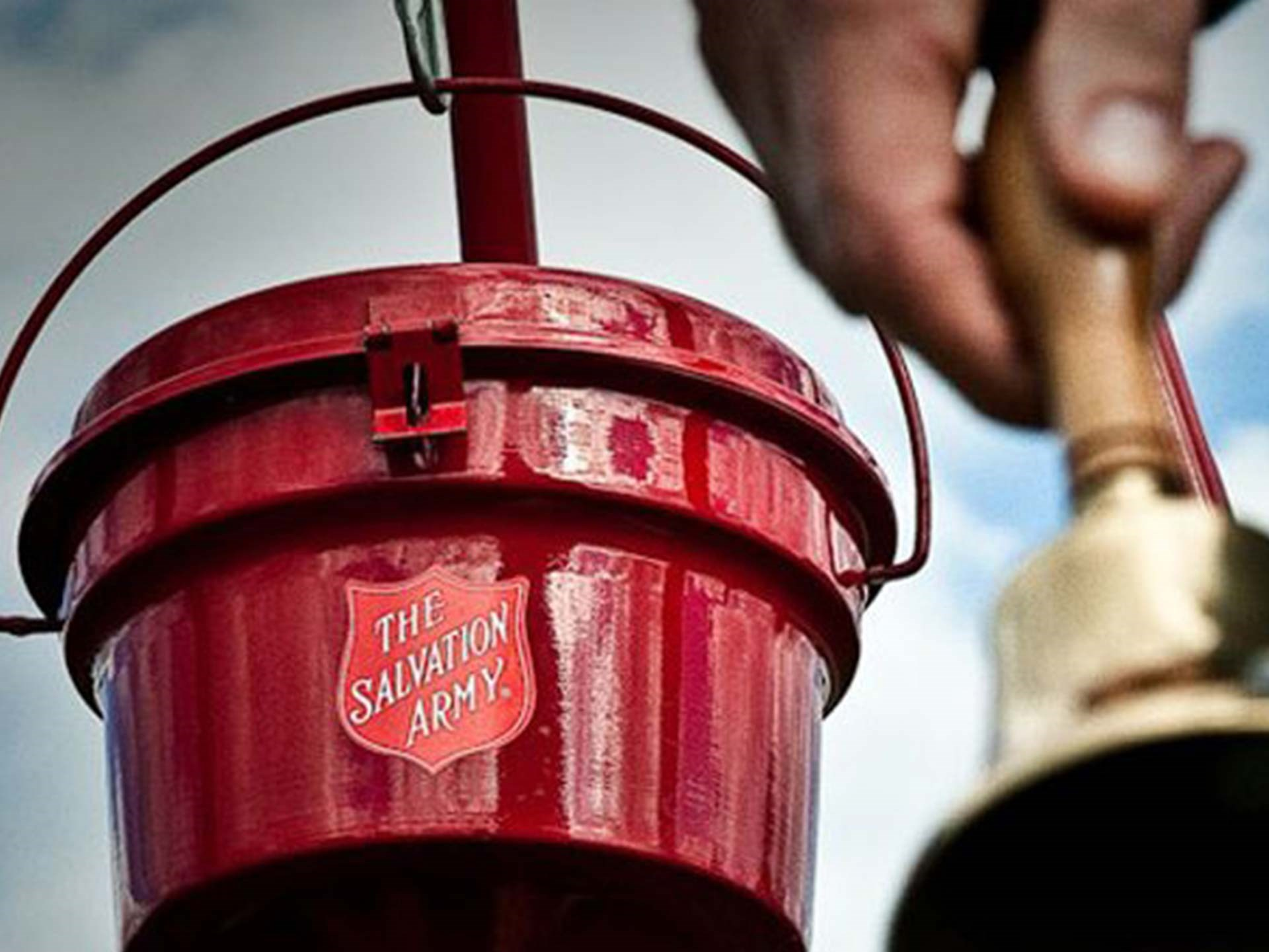 Salvation Army partnership